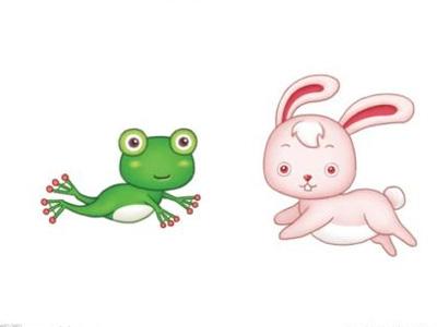 <b>兔与青蛙的寓意</b>