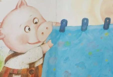 <b>小猪发脾气的故事</b>